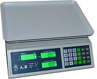 Весы торговые A.R 759 40кг, фото 1