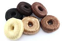 Бублик - резинка  для волос (5,5 см)