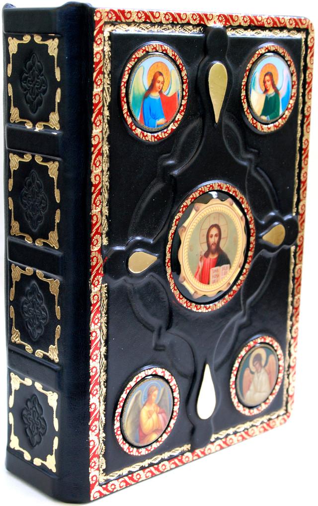 библия подарок на Рождество, семейная библия