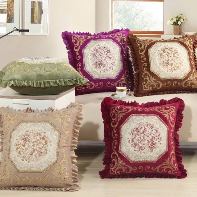 Подушки декоративные