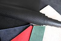 Натуральная кожа для обуви и кожгалантереи черная арт. СК 1041