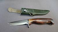 Нож нескладной Аризона  Походный классический ножик