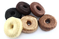 Бублик для пучка из волос (10 см)