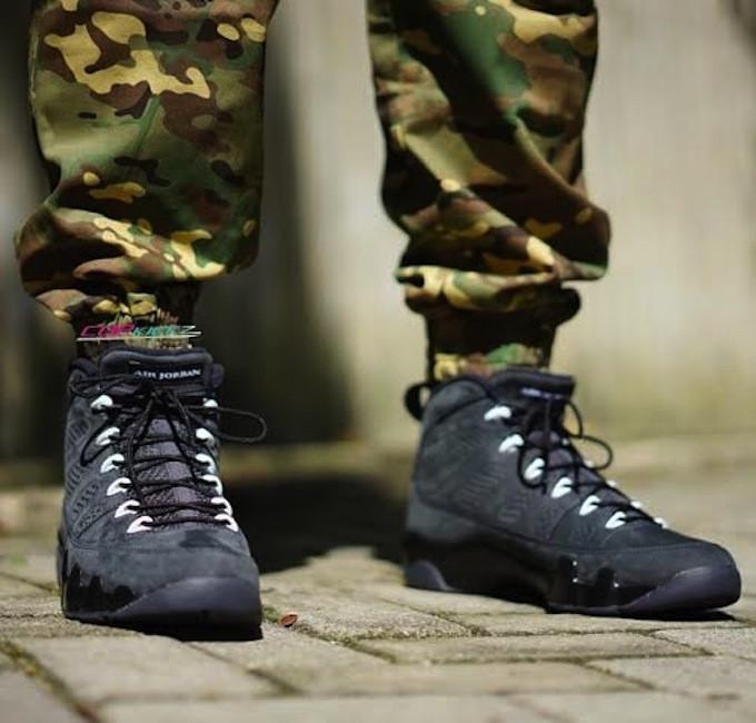 Кроссовки Nike Air Jordan IX 302370-013 (Оригинал)