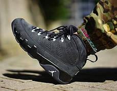Кроссовки Nike Air Jordan IX 302370-013 (Оригинал), фото 2