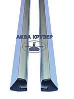 Комплект алюминиевых стрингеров + заглушки, 100 см для жесткого пола надувных лодок пвх