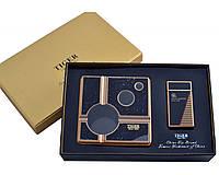 Подарочный набор Tiger 2в1 -зажигалка/пепельница