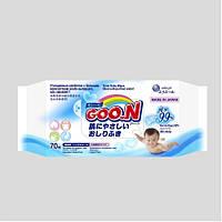 Влажные салфетки GOO.N для чувствительной кожи 70 шт (увеличенные)
