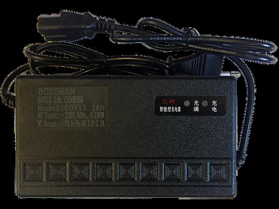 Зарядное устройство BOSSMAN 60V/18-25Ah, фото 2