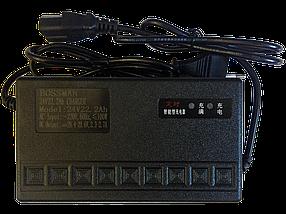 Зарядний пристрій BOSSMAN 24V/18-25Ah
