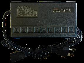 Зарядний пристрій BOSSMAN 36V/12-15Ah