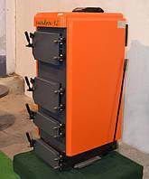 Твердотопливный универсальный котел длительного горения WATRA 25 кВт