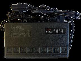 Зарядний пристрій BOSSMAN 60V/12-15Ah