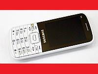 "Телефон Samsung S4 Белый - 2,4""+BT+Cam+Fm-тонкий корпус, фото 1"