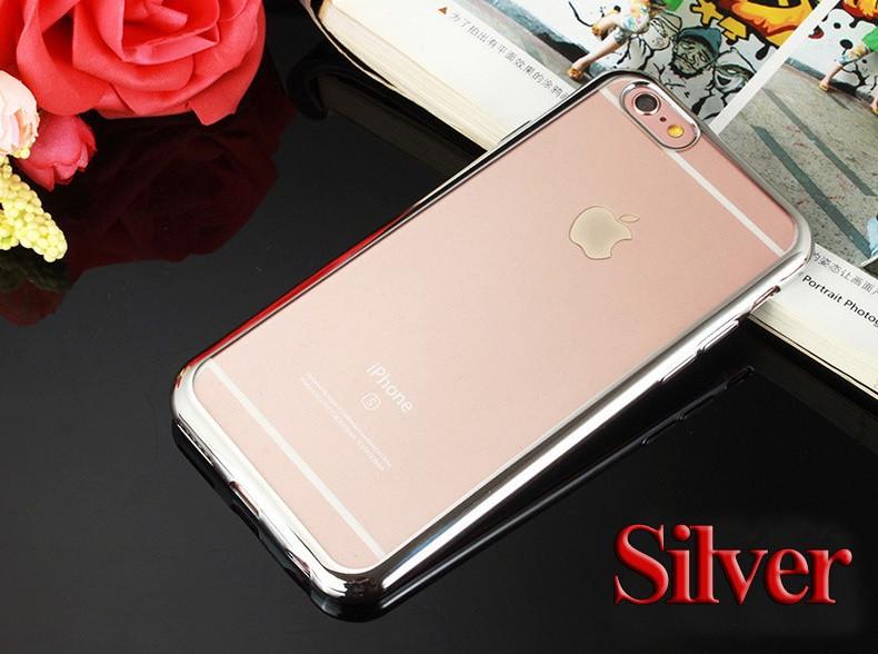 """Силиконовый чехол для iPhone 6/6s (4.7"""")"""