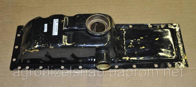 Бачок радиатора верхний МТЗ-80 (латунный)