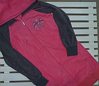 Женский флисовый халат Intensive размер S, фото 1