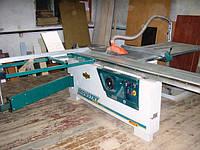 Форматно-раскроечный станок Rojek PF300L б/у, каретка 3000 мм, наклон пил, 2006 г. выпуска, фото 1