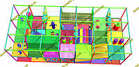 """Игровой детский комплекс лабиринт для помещений """"Игротека"""", фото 1"""
