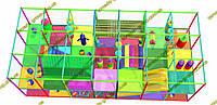 """Игровой детский комплекс лабиринт для помещений """"Игротека"""""""