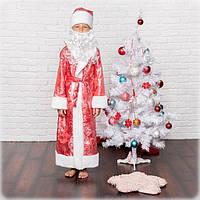 Детский карнавальный костюм Деда Мороза, фото 1