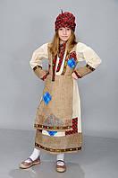 Карнавальный костюм Баба Яга на рост 128-140