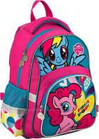 Рюкзак ортопедичекий школьный Kite My Little Pony LP16-518S
