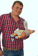 Кот матроскин текстильная игрушка ручной работы , фото 1