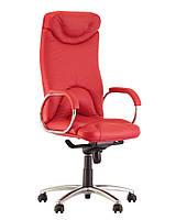 Кресло офисное Elf Steel Chrome LE- K (ТМ Новый Стиль)