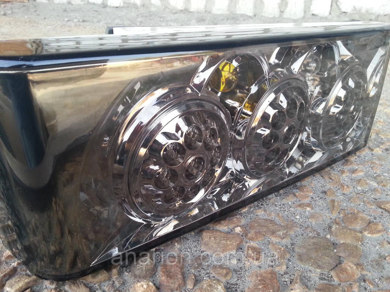 Диодные задние фонари на ВАЗ 2109 Терминатор.