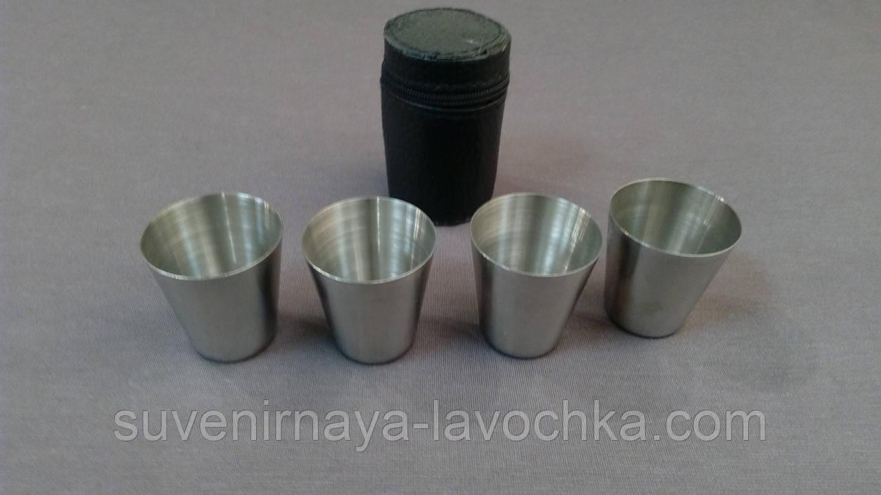 НАБОР РЮМОК (MINI) D2-(MINI)-4СТ 1 OZ 30 ML