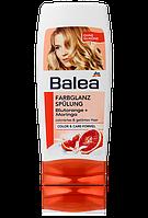 Ополаскиватель для окрашенных волос красный апельсин Balea Farbglanz spülung Blutorange+Moringa