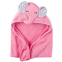 Полотенце велюр-махра Carters (Картерс) Слоненок