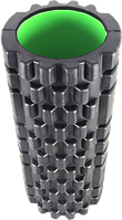 Роллер масажный Power System Fitness Foam Roller PS-4050 Power system, Black-Green