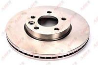 Гальмівний диск передній (R16, 308x29.5mm) VW Transporter T5 03- C3W037ABE ABE (Польща)