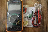 Цифровой мультиметр тестер DT 9207A, A220, фото 1