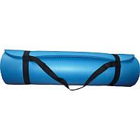 Коврик гимнастический POWER SYSTEM PS - 4017 FITNESS-YOGA MAT Синий