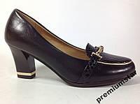 Туфли модельные женские 37р