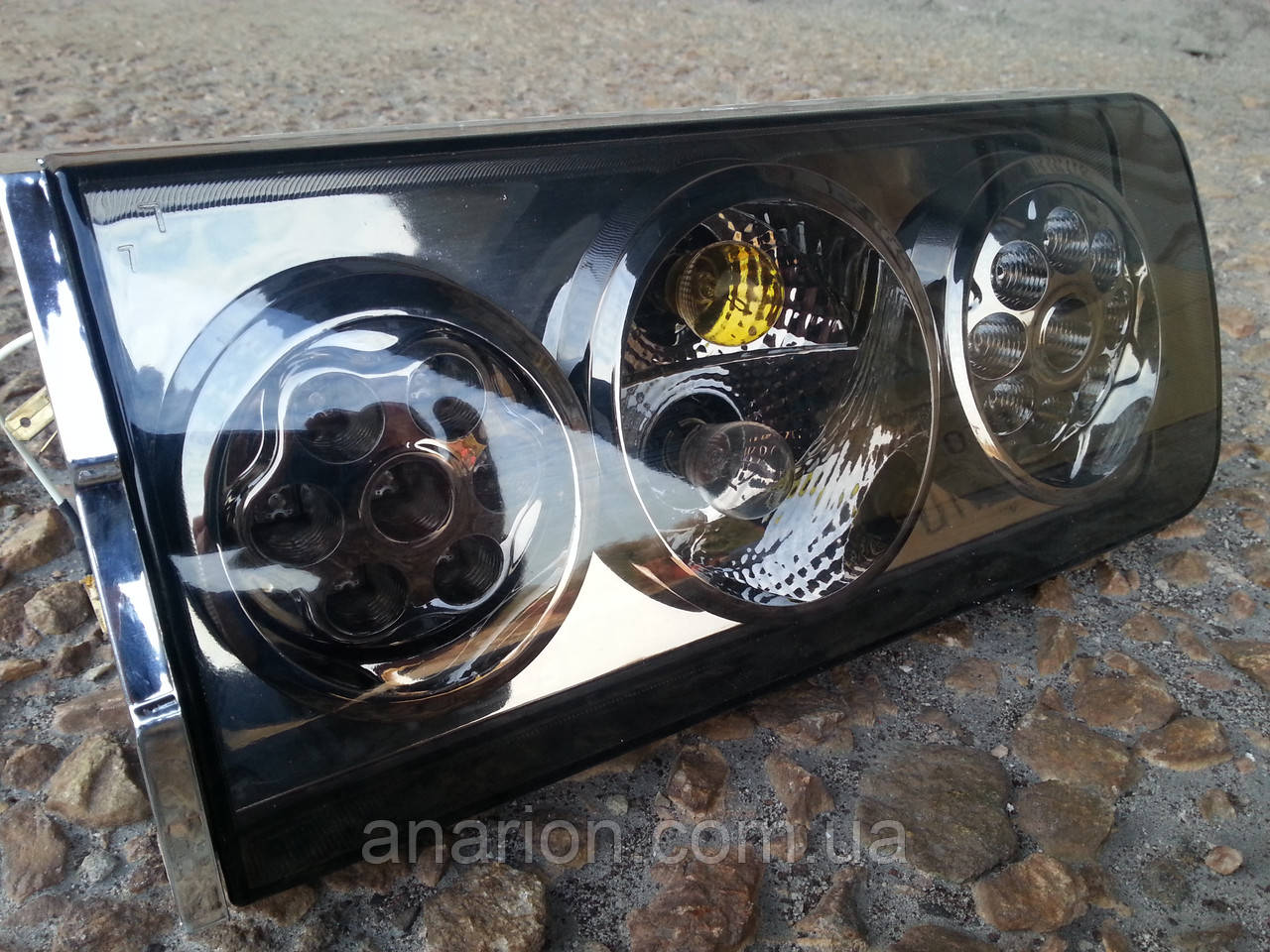 Задние фонари на ВАЗ 2106 Терминатор (диодные)