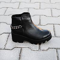Женские зимние ботинки Натуральная кожа и мех 36-40рр.