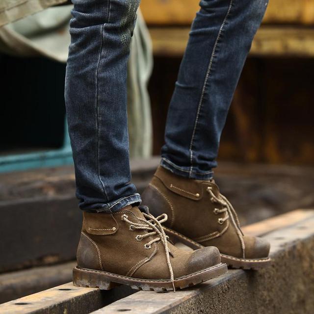 Мужская зимняя обувь оптом в каталоге интернет-магазина Бутс