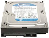 "Жесткий диск HDD на 250 Gb SATA 3.5"" WD ДЛЯ стационарного ПК ( 250Gb sata2 3.5 "") Б/У но ИДЕАЛ cГАРАНТИЕЙ"