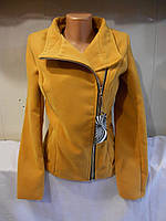 Пиджак женский кашемировый с подкладкой