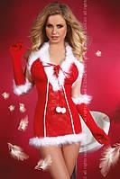 Эротический новогодний костюм Snow Queen от Livia Corsetti