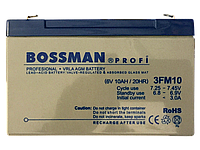 Аккумулятор Bossman-Profi 3FM10E