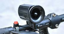 Супер громкий велосипедный звонок, сигнал (велосирена с ультразвуком), фото 3