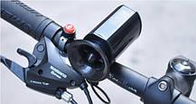 Супер громкий велосипедный звонок, сигнал (велосирена с ультразвуком), фото 2