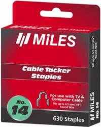 Скоби для кабелів 14-6,5