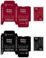 Покерные карты Poker Stars