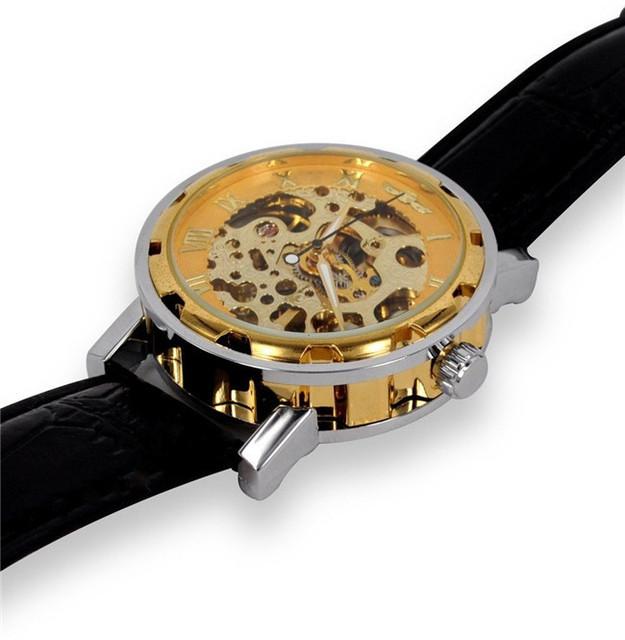 3f04b6f395a7 Мужские механические часы Winner Simple - Интернет-магазин